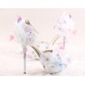 chaussure mariage X004