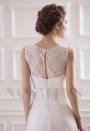 robe de soirée pas cher blanc long H045