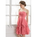 Meilleure robe en poudre rose