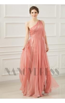 robe de soirée pas cher pinkrubber long