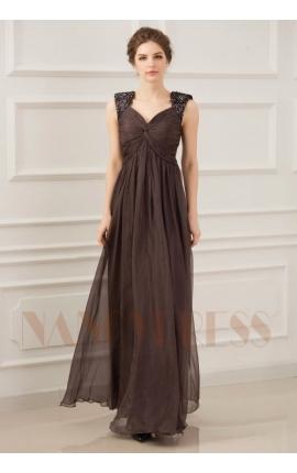 robes de soirée gris long