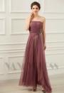 robes de soirée pinkrubber bustier long H074