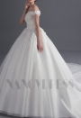 robe de mariée HS001 blanc