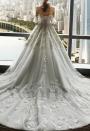 robe de mariée pas cher HS002 blanc