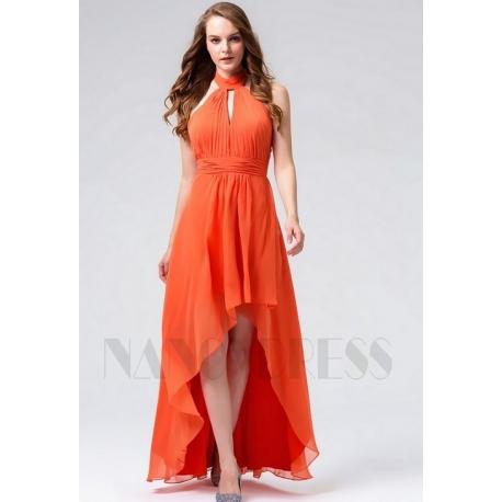 robes cocktail orange