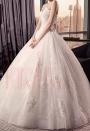 robe de marié HS027 blanc