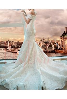 robe de mariée HS030 blanc