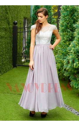 robe de cocktail long pour mariage