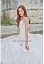 Robe de mariage princesse à bretelles